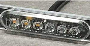 LED Surface Mount Amber Light - C/A