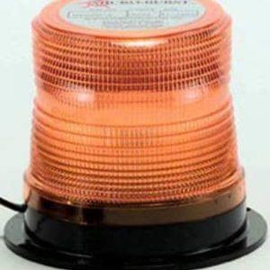 LED Micro Burst Quad Flash with Amber Perm Mnt
