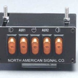 Switch SSW8 5 Rocker Lighted from North American Signal