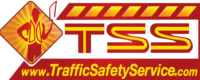 Traffic Safety Service Logo