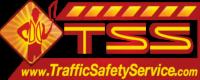 Traffic Safety Service Logo